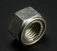 All Stainless Locknut