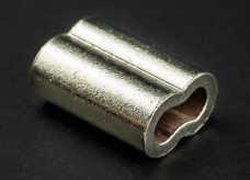 Nickel Plated Copper Ferrule