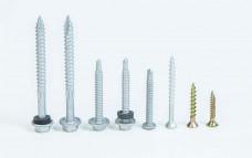 Csk Metal Tek Wing screw